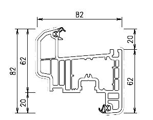 Fabricantes de puertas de PVC a medida