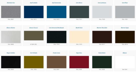 Colores Kolorten