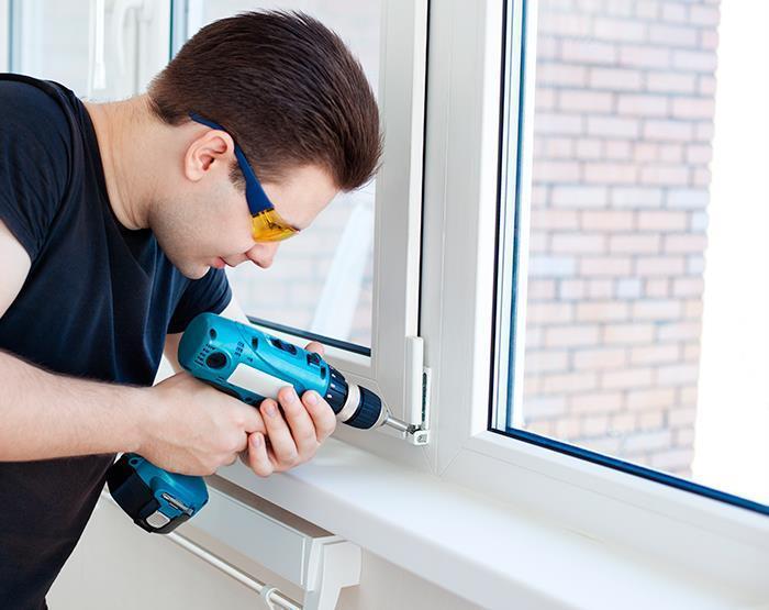 Instalación de ventanas de pvc Madrid